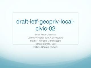 draft-ietf-geopriv-local-civic-02