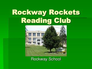 Rockway Rockets Reading Club