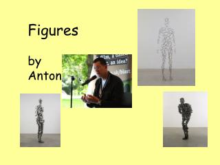 Figures  by  Antony Gormley
