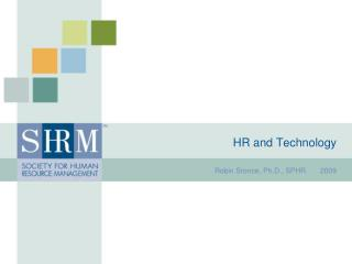 HR and Technology