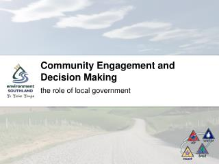 Community Engagement and Decision Making
