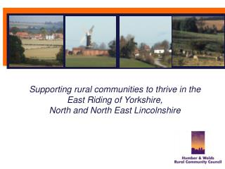 Supporting rural communities to thrive in the