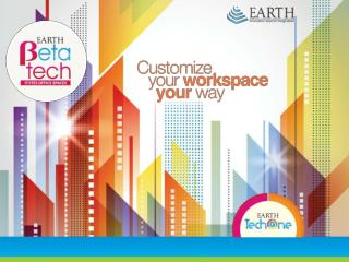 Workspaces At Earth Betatech Yamuna Expressway Greater Noida