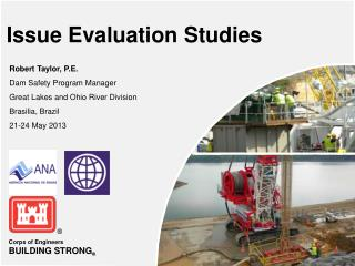 Issue Evaluation Studies