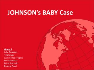 JOHNSON's BABY Case
