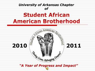 University of Arkansas Chapter of