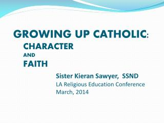 This PowerPoint can be found on my website. sisterkieransawyer