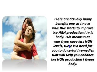 How to Stimulate HGH Production to Maximize Your Benefits