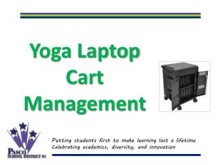 Yoga Laptop Cart Management