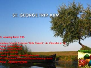 St. George trip arm