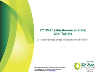 Please see Full Prescribing Information at the end  of this presentation, or by  clicking here.