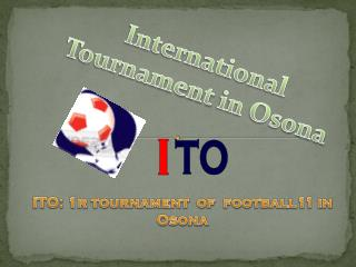 International  Tournament  in Osona