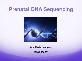 Prenatal DNA Sequencing
