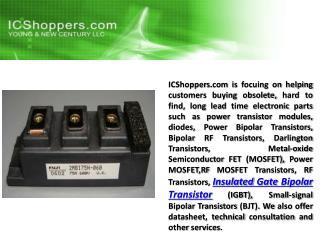 Power Transistor Modules