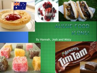 Aussie food icons!