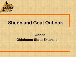 Sheep and Goat Outlook