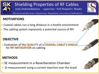 Shielding Properties of RF Cables