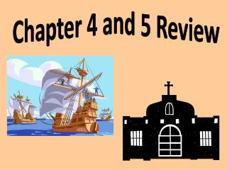 Chapter 4 and 5 Review