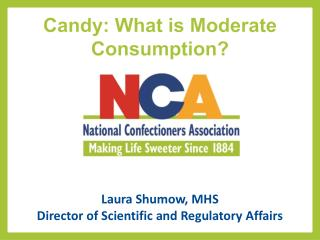 Candy: What is Moderate Consumption ?
