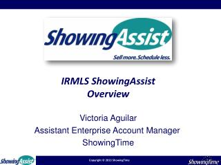 IRMLS ShowingAssist  Overview