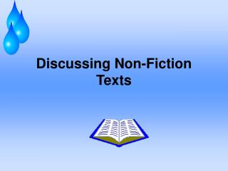 Discussing Non-Fiction Texts