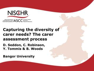 Capturing the diversity of carer  needs? The carer  assessment process