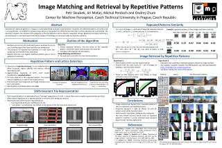 Image Matching and Retrieval by Repetitive Patterns