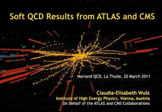 Soft QCD Results from ATLAS and CMS