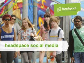 headspace social media