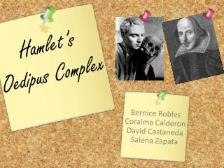 Hamlet's Oedipus Complex