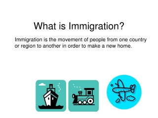 Immigration Myths  Facts _______________________