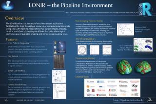 LONIR – the Pipeline Environment