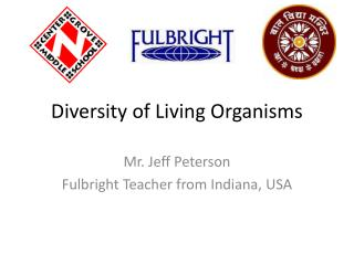 Diversity of Living Organisms