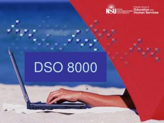 DSO 8000