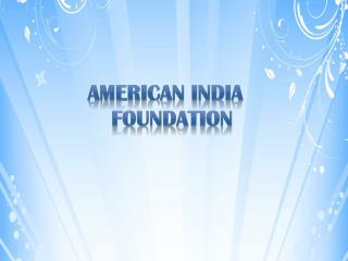 American India Foundation