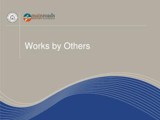 Works by Others