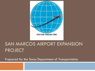 San Marcos airport expansion project