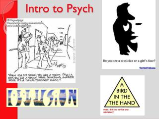 Intro to Psych