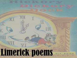 Limerick poems