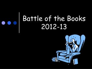 Battle of the Books 2012-13