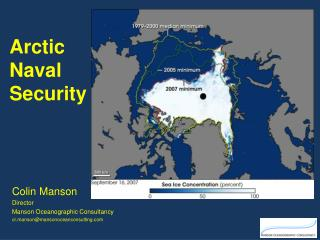 Arctic  Naval  Security