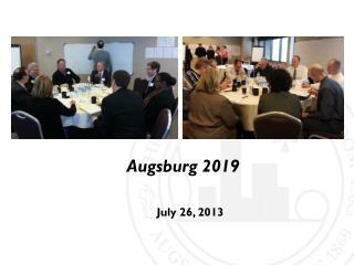 Augsburg  2019