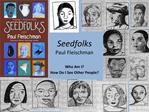 Seedfolks Paul Fleischman