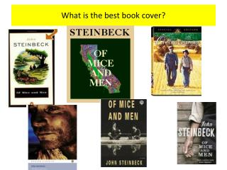 What is the best book cover?