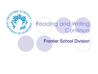 Reading and Writing Continua