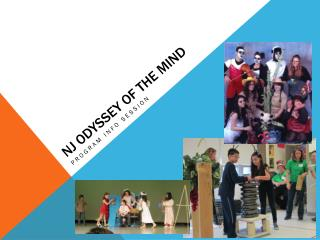 NJ Odyssey of the Mind