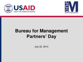 Bureau for Management Partners' Day