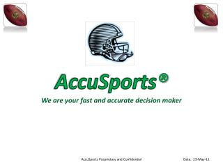 AccuSports ®