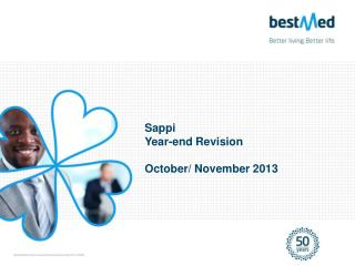 Sappi Year-end Revision October/ November 2013