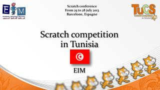 Scratch  c ompetition  in  Tunisia